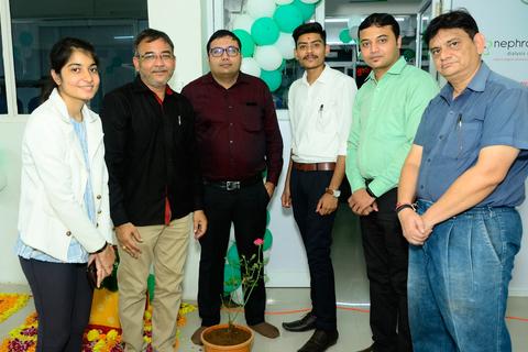 Nephroplus strenghtens its presence in Gujarat