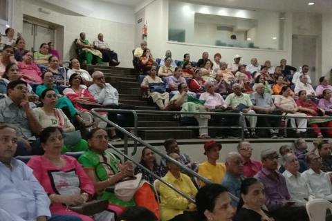 Nanavati Hospital gives healthy tips to 200 senior women with 'Live360@60' initiative