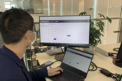 Ping An's COVID-19 smart audio screening system identified more than 1,600 suspected cases to date