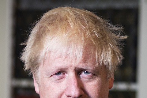 UK Prime Minister Boris Johnson tests COVID-19 positive