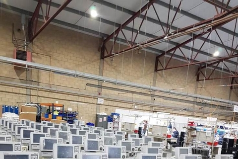 BPL Medical Technologies supplies 11,683 emergency ventilators to UK Govt