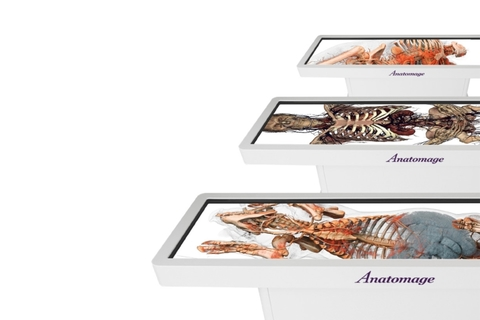 Trivitron Healthcare partners with Anatomage for virtual anatomy dissection table