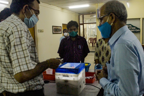 IIT Kharagpur develops technology for COVID-19 rapid test