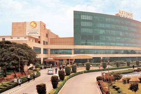 Artemis Hospital offers free treatment to children with congenital heart disease