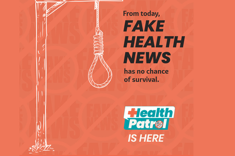 Health Patrol - Platform for busting fake health news led by HCFI's President Dr. KK Aggarwal launched