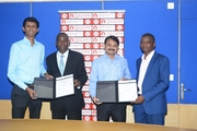 Meenakshi Mission Hospital signs MoU with African University in education & specialty consultation