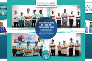 "Columbia Asia Hospital launches ""Gratitude Campaign"" to applaud the extraordinary work by frontline workers during the pandemic"